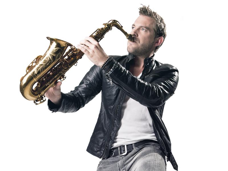 DJ-Saxofonist-Costar, muzikant inhuren, Bruiloft muzikant