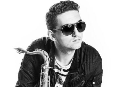 Saxofonist inhuren