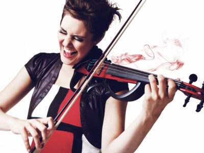 DJ Viool, violist inhuren, bruiloft violist